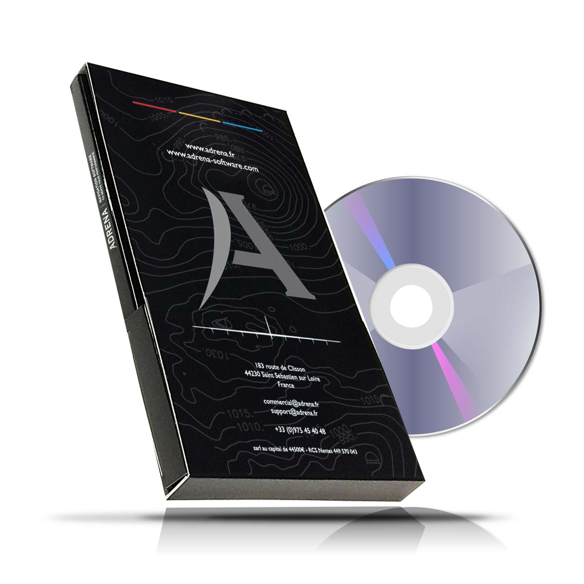 Pack AdrenaFirst Offshore | Adrena Software