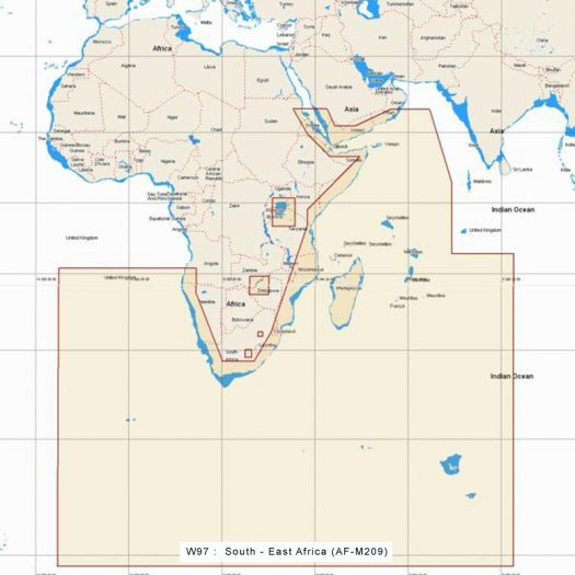 W97 - South - East Africa