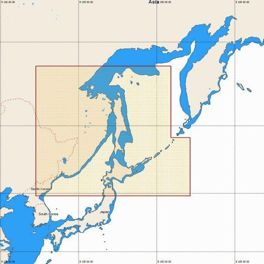 W71 - Hokkaido and Sakhalin Islands