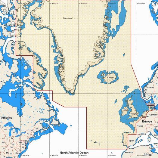 MW2 - Atlantic European Coasts