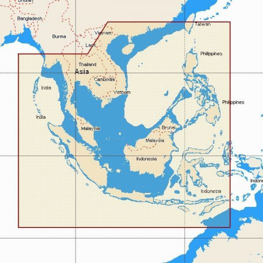 MW15 - Singapore to South China Sea