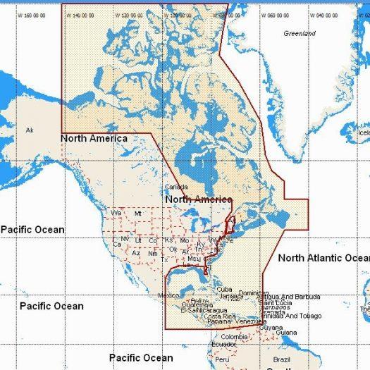 MW17 - Alt. Coast, Gulf of Mexico & Caribbean