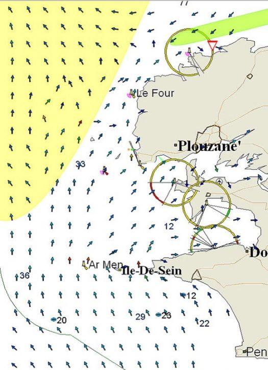 560 Côte Ouest de Bretagne, de Goulven à Penmarc'h