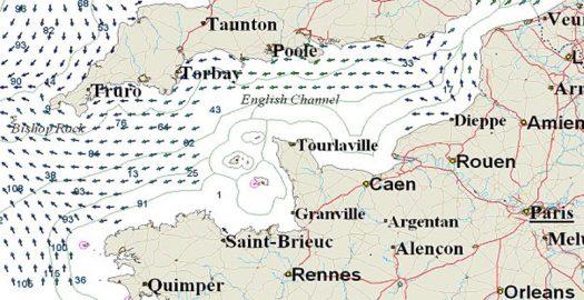 564 La Manche, de Dunkerque à Brest