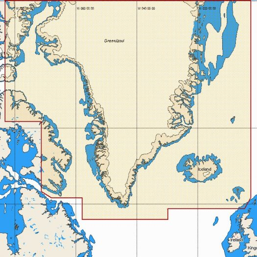 W87 - Greenland and Iceland