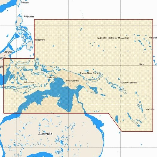 MW24 - Papua, New Guinea & Solomon Is.