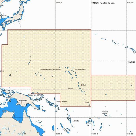W69 - Carolinas, Kiribati, Marshall, Marianas