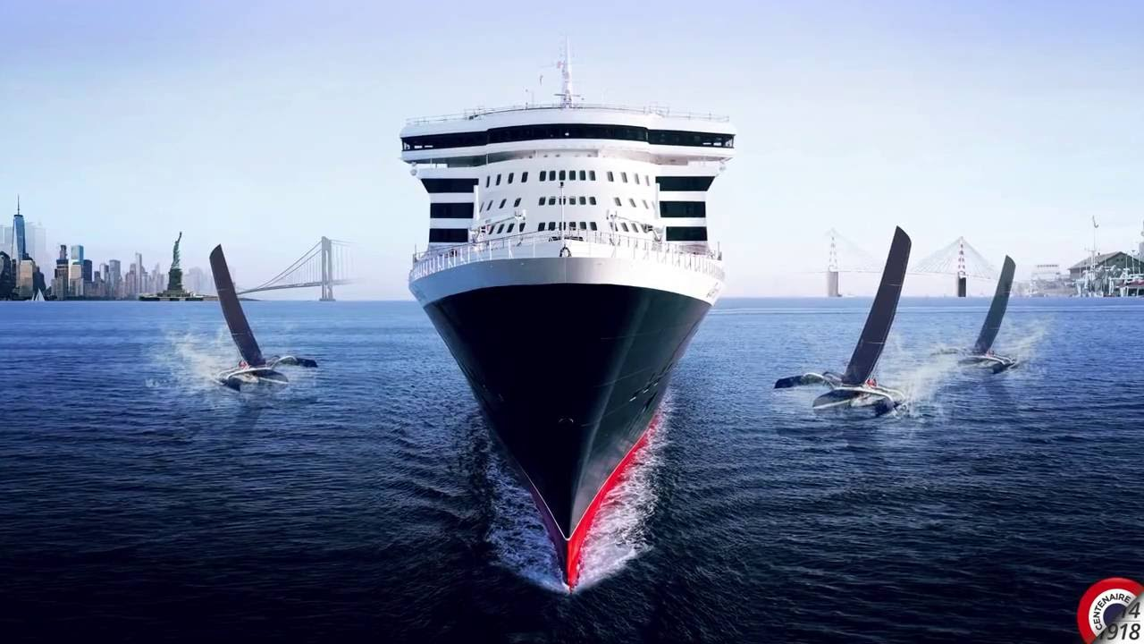 TheBridge QueenMary2
