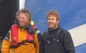 """Jean-Yves Bernot: """"Ça s'est vraiment joué sur la capacité de François à mener le bateau comme s'il avait un mec à ses trousses."""""""