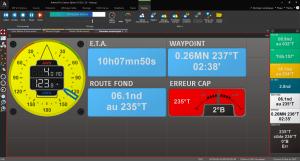 Capture Adrena Standard données numériques