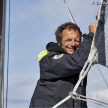 Yves Le Blevec: Solo Round the World against the prevailing winds and currents