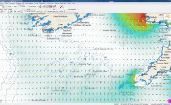 Tidetech, les données de courant dans Adrena