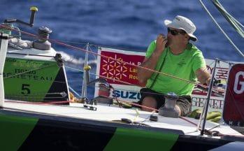 """Gildas Morvan : """"Avec Adrena, j'ai essayé d'expliquer la Volvo Ocean Race le plus simplement possible"""""""