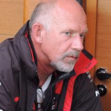 Marcel Van Triest, Routeur d'IDEC sur le Trophée Jules Verne