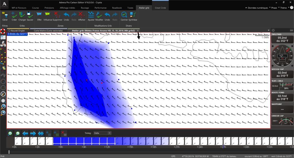 Capture Adrena Pro Atelier Grib