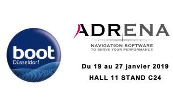 ADRENA au salon Boot Düsseldorf 2019