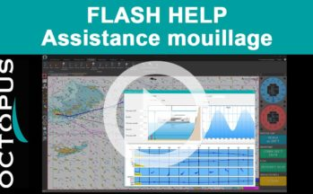 Video Flash Help : Utiliser l'assistance mouillage d'Octopus