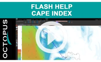Surveiller l'intensité des orages en croisière (Vidéo)