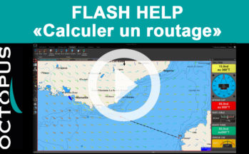 Video Flash Help : Calculer un routage avec Octopus