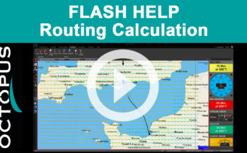Flash Help Video: Routing Calculation with Octopus