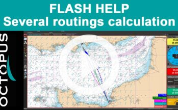 Flash Help Video: Calculate several simultaneous routings
