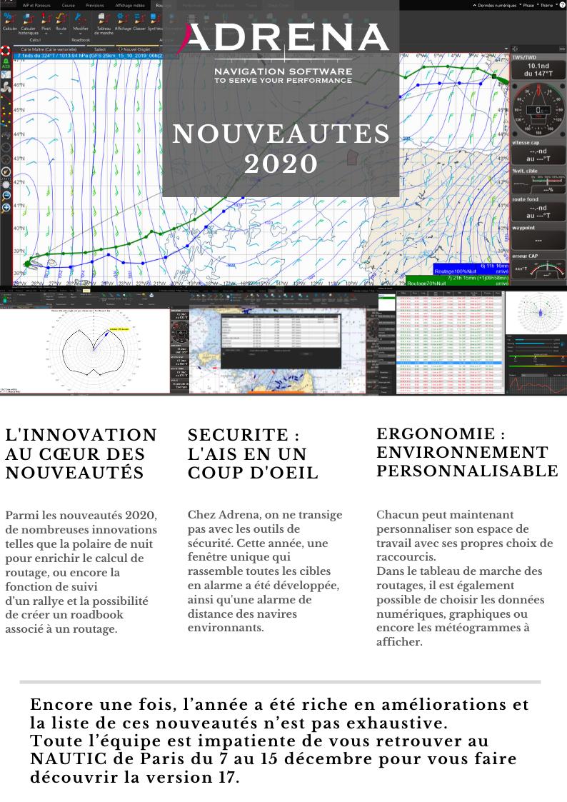 Présentation Nouveautés 2020 Version 17