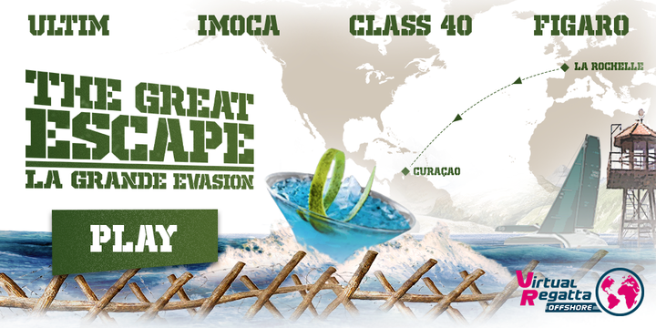 The Great Escape Virtual Regatta & ADRENA
