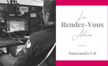 Les Rendez-vous Adrena – Live Nouveautés V18